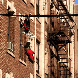 RicardMN Photography - Shoes hanging
