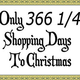 Shopping Days to Christmas