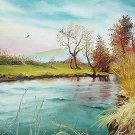 Sorin Apostolescu - Shore of the River