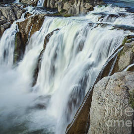 Priscilla Burgers - Shoshone Falls the Niagara of the West