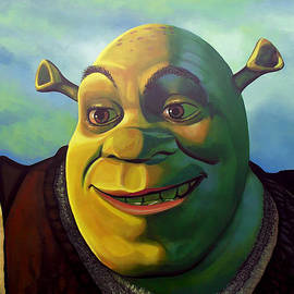 Paul  Meijering - Shrek