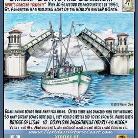 Warren Clark - Shrimp Boats Are Coming