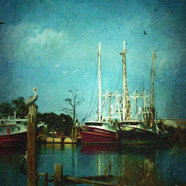 Lianne Schneider - Shrimp Boats Is A Comin
