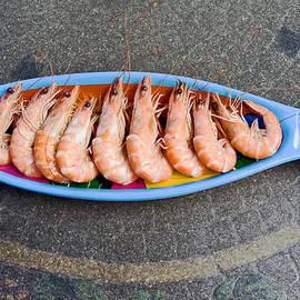Sally Weigand - Shrimp