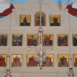 George Katechis  - Shrine of Saint Nicholas of Erikousa Built in 1822