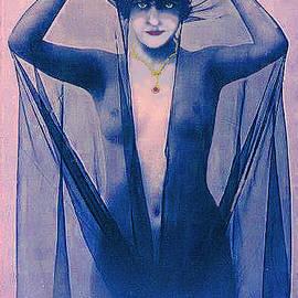 Maureen Tillman - Shrouded Woman