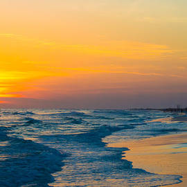 Susan Molnar - Siesta Key Sunset Walk