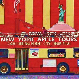 Allen Beatty - Sightseeing Bus