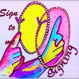 Eloise Schneider - Sign to Me