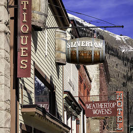 Janice Rae Pariza - Signs of Silverton Colorado