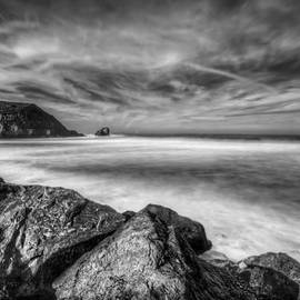 The  Vault - Jennifer Rondinelli Reilly - Silence in Black and White - Rockaway Beach Pacifica California