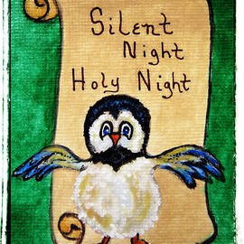 Ella Kaye Dickey - Silent Night - Whimsical Chickadee Choir Director