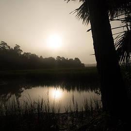 Margaret Palmer - Silhouette  Sunrise