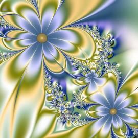 Svetlana Nikolova - Silky Flowers