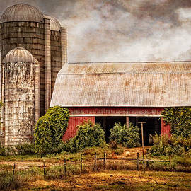 Debra and Dave Vanderlaan - Silos and Barns