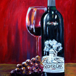 Silver Oak of Napa Valley and Grape