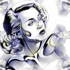 Wu Wei - SilverScreenStar Lana Turner