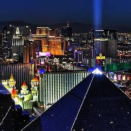 Benjamin Yeager - Sin City Panorama
