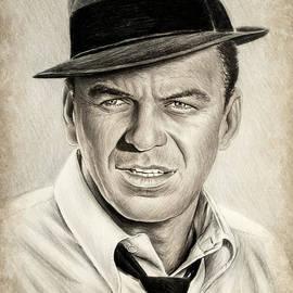 Andrew Read - Sinatra sepia mix
