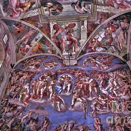 Allen Beatty - Sistine Chapel