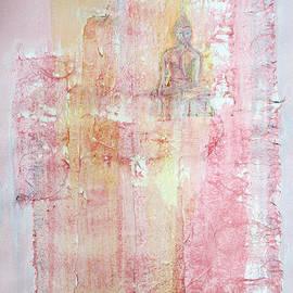 Asha Carolyn Young - Sitting Buddha