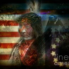 Craiger Martin - Sitting Bull Crucified Nations