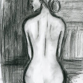 Roz Abellera Art - Sitting Pretty