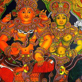 Arun Sivaprasad - Siva And Parvathy