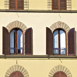 David Letts - Six Windows of Florence