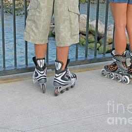 Ann Horn - Skate Date