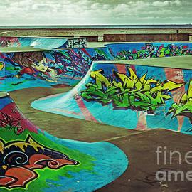 Tony Priestley - Skate Park 2