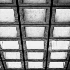 James Aiken - Skewed Cubes Abstract