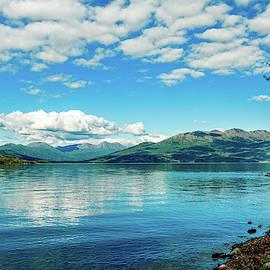 George Buxbaum - Skilak Lake Alaska