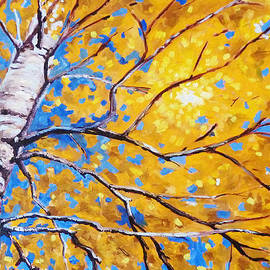 Nancy Merkle - Sky Birch
