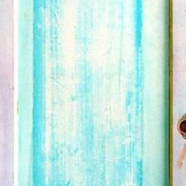 Asha Carolyn Young - Sky Blue Entrance Entre Vous