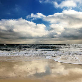 Vicki Jauron - Sky Clouds and Water