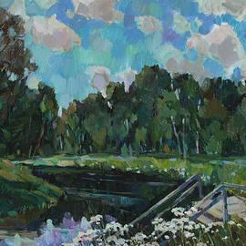 Juliya Zhukova - Sky in the river
