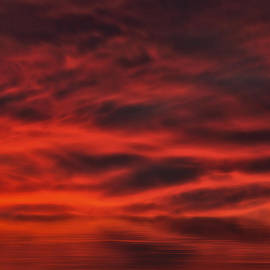 Carol Eade - Sky On Fire
