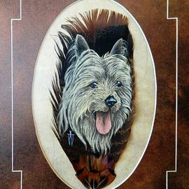 Joe Watkins - Sky yorkshire terrier