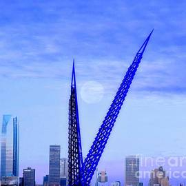 Janette Boyd - Skydance Bridge in Oklahoma City Oklahoma