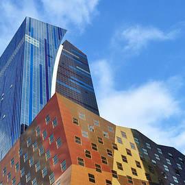 Allen Beatty - Skyscraper Abstract 9