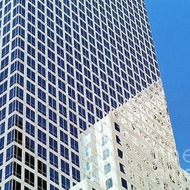Allen Beatty - Skyscraper Abstract 2