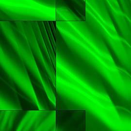 Beverly Stapleton - Skyway in Green