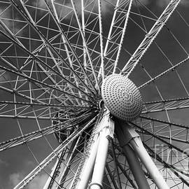 John Rizzuto - Skywheel Center mono