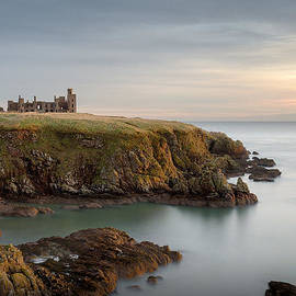Dave Bowman - Slains Castle Sunrise