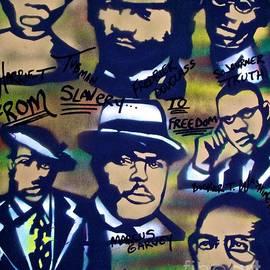 Tony B Conscious - Slavery To Freedom