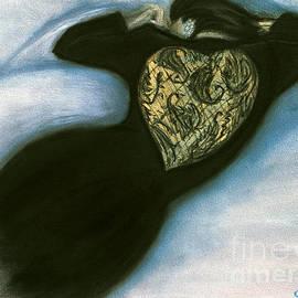 William Cain - Sleeping Beauty Art Print