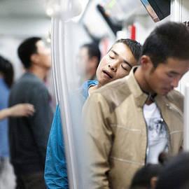 Michel Verhoef - Sleepless in Beijing