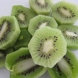 Tina M Wenger - Sliced Kiwis