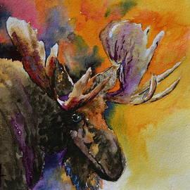 Beverley Harper Tinsley - Sly Moose